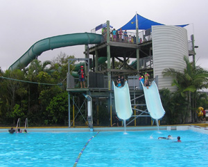 Chermside Water Slide