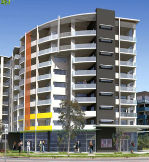 The Edge Apartments Chermside